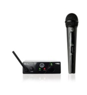 AKG Pro Audio WMS40 Mini Vocal Set BD US45B Wireless Microphone System