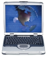 Compaq Presario 722US Notebook (1.1-GHz Duron, 256 MB RAM, 20 GB hard drive)