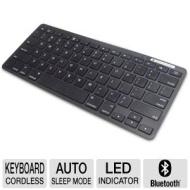 Inland iPad Mac Bluetooth Keyboard Black