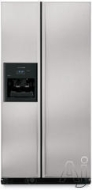 KitchenAid Freestanding Side-by-Side Refrigerator KSBS25IN