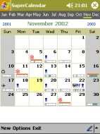 SuperCalendar v1.1 Reviewed
