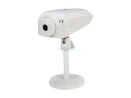 "TRENDnet ProView PoE Internet Camera TV-IP501P - Network camera - color - 1/4"" - fixed focal - audio - 10/100 - DC 5 V"