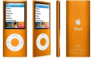 Apple® 8GB iPod nano® (Orange)