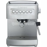 Cuisinart EM-200 - Programmable 15-Bar Espresso Maker, Stainless Steel Factory Refurbished