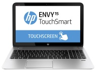 HP ENVY 15t Quad TouchSmart with 4th generation Inteli7-4800MQ - 2.7 GHz; 1TB