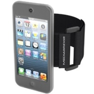 Mediabridge Sport Armband for iPod Touch - 5th Generation (Clear)