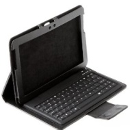 "Wireless Bluetooth Keyboard Case for Samsung Galaxy Tab 10.1"" P7510/ P5100"