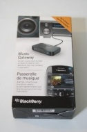 BlackBerry ACC-41596-001 Music Gateway - Retail Packaging - Black