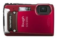Olmpus TG-820 Digitalkamera (12 Megapixel, 5-fach opt. Zoom, 3 Zoll Display, True Pic 6 Prozessor, Wasserdicht bis 10m, kälteresistent, staub-, stoß-