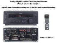 Sony STR-DE845 5.1 CH Receiver