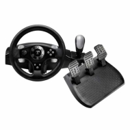 Thrustmaster RGT Force Feedback Clutch Racing Wheel (PC CD)