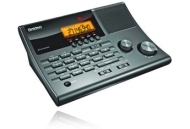 Uniden® 100-Channel Scanner w/ AM/FM Radio and Alarm Clock