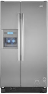 Whirlpool Freestanding Side-by-Side Refrigerator ED5FHAXV