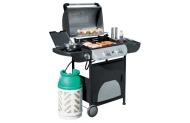 Manhattan 2 Burner Gas BBQ