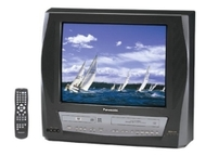 "Panasonic PV-DM2093 Triple Play 20"" TV/VCR/DVD Combo"