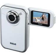 RCA EZ207 Small Wonder Digital Camcorder (White)