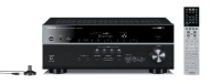 Yamaha TSR-6750WABL-R Factory Refurbished 7.2 Channel Network AV Receiver with AirPlay and WiFi Adapter