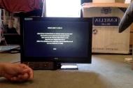 Bush 24 Inch Full HD 1080p Freeview LED TV / DVD Combi - Pink