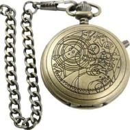 Doctor Who: The Master's Metal Fob Watch Replica