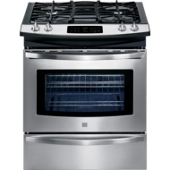"Kenmore 30"" Slide-In Gas Range 3693"