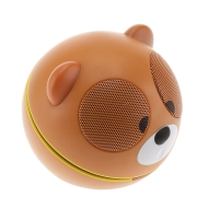 Kitsound KSPBEAR Bär Buddy Altoparlante portatile compatibile con iPod/iPhone/iPad