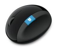 Microsoft Sculpt Ergonomic Mouse L6V-00003