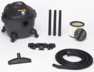 Shop-Vac 5860800 8-Gallon 3.5-Peak HP Quiet Deluxe Series Wet/Dry Vacuum