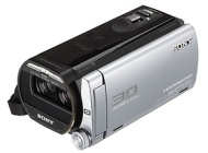Sony HDR-TD20V HD 3D Camcorder (Silver)/Advanced Kit KlT SAVlNGS