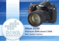DIWA Platinum Awards 2006
