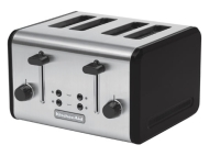 KitchenAid Black Toaster