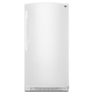 Maytag 15.8 cu. ft. Frost Free Upright Freezer in White MQF1656TEW