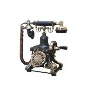 Paramount 541-518 Eiffel Tower Nostalgic Vintage Style Telephone