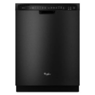 WDF730PAYB WDF730PAYB Gold Series 15-Place Settings Built-In Dishwasher With Sensor Cycle 6 Wash Cycles Resource Efficient Wash System 55 dBa Overnig