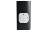 Alba 4GB MP3 Player - Black.