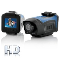 BW® Xdreme HD - 1080P Full HD Extreme Sports Action Camera (Waterproof, Automatic Image Orientation)