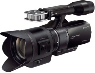 Sony NEX-VG30H Handycam Interchangeable Lens HD Camcorder and Lens