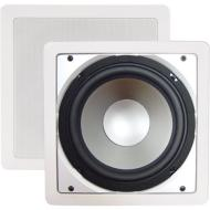 Speco Ciela Surround Sound SP-8CLSW In-Wall Sub-woofer - 100W (RMS) / 160W (PMPO)