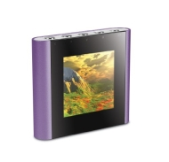 Sylvania 4 GB 2.8-Inch Touch Screen Video MP3 Player with Expandable Memory