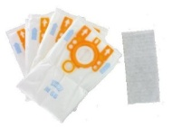 TEN DUST BAGS FOR MIELE UPRIGHT VACUUM CLEANERS TYPE U