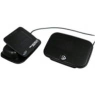 Audio Unlimited netCLIPS Clip-On USB Powered Flat Panel Stereo Speakers for Netbooks and Notebooks w/ NXT Technology
