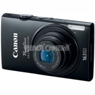 Canon PowerShot ELPH 110 HS 16.1MP CMOS Black Digital Camera 5x Opt Zoom 1080p HD