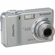 Fujifilm FinePix F470 Zoom