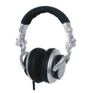 HQ HiFi DJ Headphones with Cobalt Drivers High Sensitivity