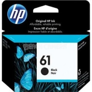 Hewlett Packard 61 Ink Cartridge - Black