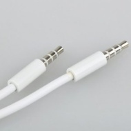 Neewer 3.5mm Male to Male White Stereo/Audio Extension Cable
