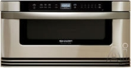 "Sharp 30"" Drawer Microwave KB6025M"