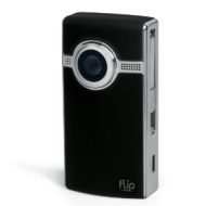 flip video ultra high definition camcorder with 8gb memory black