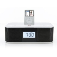 Cygnett GrooveMove - Clock radio with iPod cradle