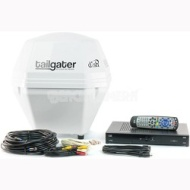 Dish Network Tailgater? Portable HDTV System & ViP 211K Receiver Bundle by DISH - VQ2510