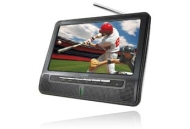 Coby TFTV1091 10 Inch ATSC Digital Portable TV Bundle